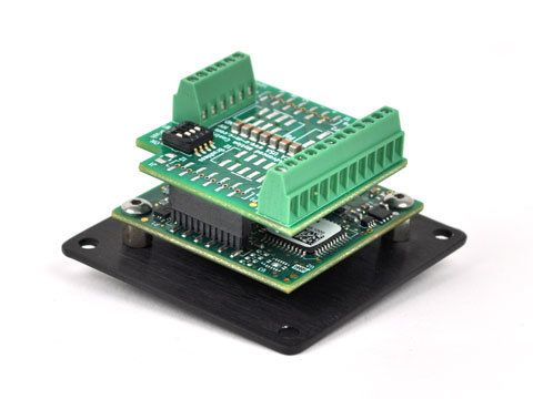 Brush/Brushless Servo Amplifier