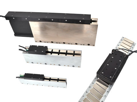 image of Brushless Linear Motors, a type of linear motor