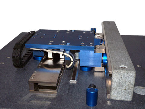 image of Air Bearing Linear Motor Positioning Stage