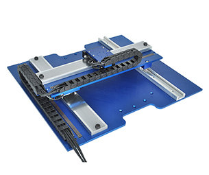 image of Dual Axis Closed Loop Linear Stepper Stage