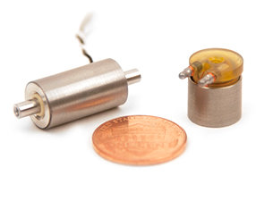 miniature voice coil actuator