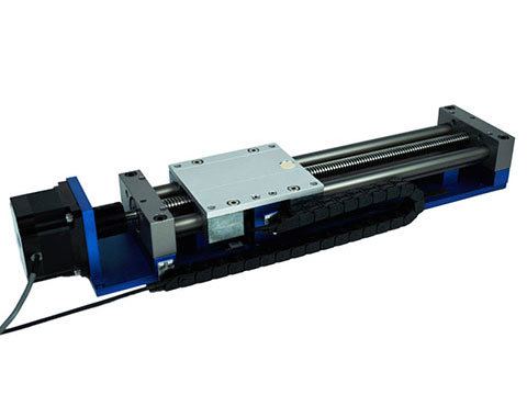 image of Lead Screw/Ball Screw Stages, a type of linear motor