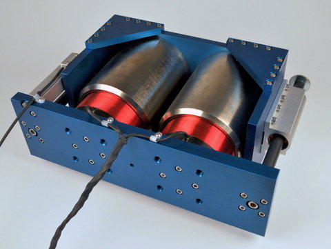 image of High Force Dual Voice Coil Positioning Stage
