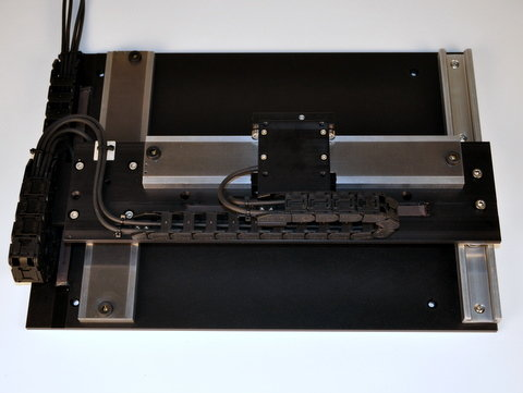 image of High Velocity Hybrid XY Stepper Gantry