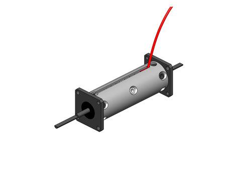 Voice Coil Actuator Linear Motor Ncm05 10 005 2jb