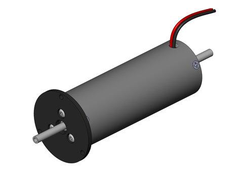 Voice Coil Actuator Linear Motor Ncm20 19 050 2bx