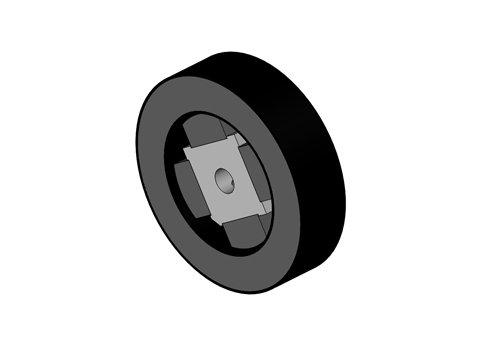 Limited angle torque motor tmr 020 010 4 h2w technologies for Limited angle torque motor