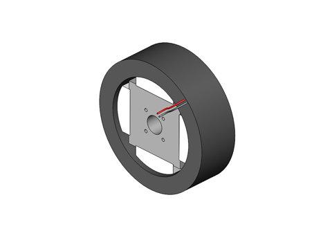 Limited angle torque motor tmr 020 270 4v h2w technologies for Limited angle torque motor