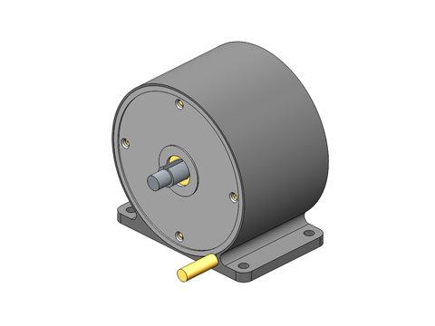 Limited angle torque motor tmr 040 438 4h h2w technologies for Limited angle torque motor