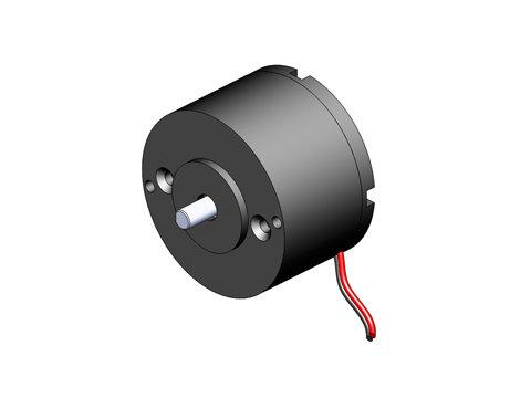 Limited angle torque motor tmr 060 005 2h h2w technologies for Limited angle torque motor