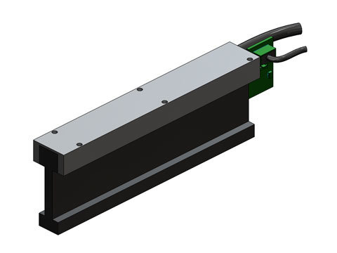 Linear Brushless Motor,a linear motor,product,BLDM-B04