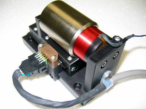 Voice Coil Linear Actuator Positioning Stages Motion