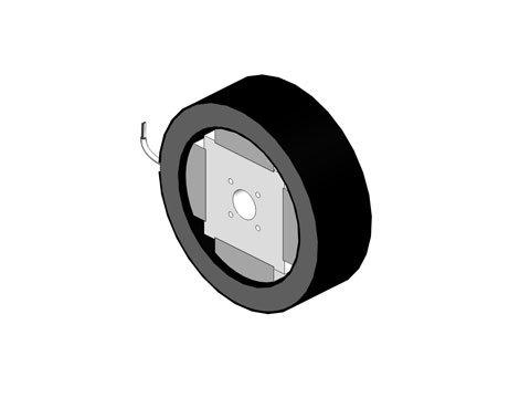 Limited angle torque motor tmr 020 53 270 4 48v h2w for Limited angle torque motor