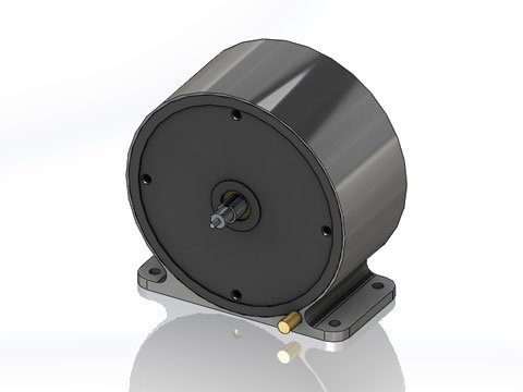 Limited angle torque motor tmr 040 875 4h h2w technologies for Limited angle torque motor