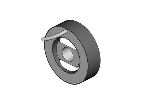 Limited Angle Torque Motor Tmr 090 22 006 2 H2w Technologies
