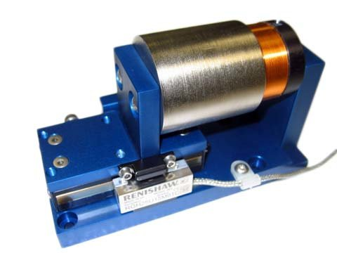 Vacuum Compatible Voice Coil Positioning Stage,a linear motor,product,VCS05-060-VBS-V01